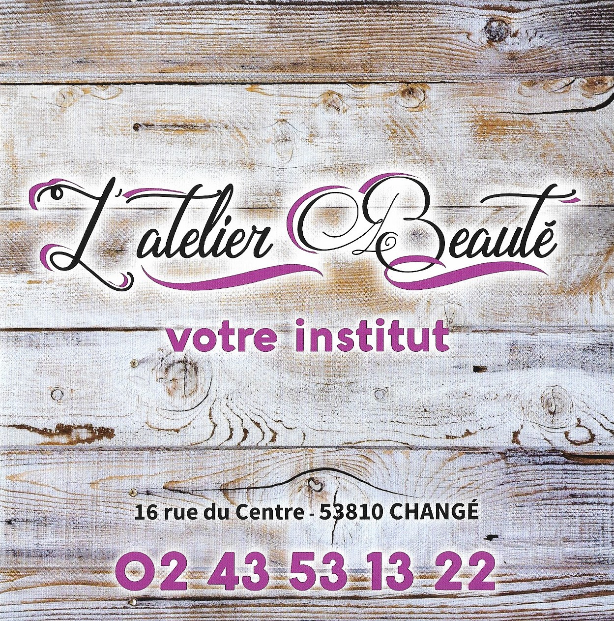 Latelier de beaute