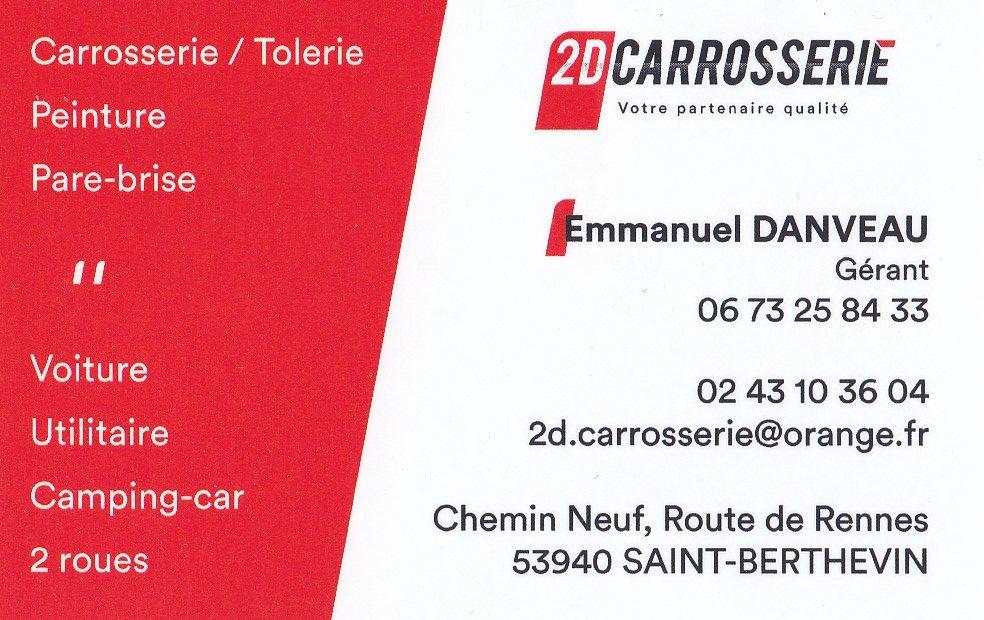 2D Carrosserie